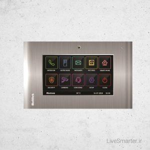 تاچ پنل هوشمند مالتی تک | Multitek VIP72 Touch Panel