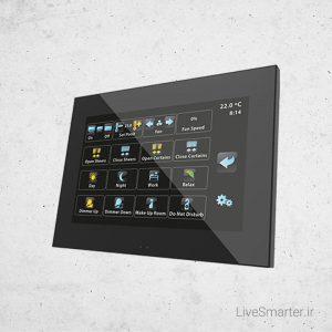 تاچ پنل لمسی هوشمند Z70 زنیو | Zennio Z70 Com Touch Panel