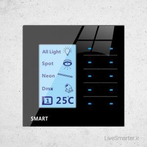 کلید هوشمند DTP جی فور | G4 DTP Touch Panel
