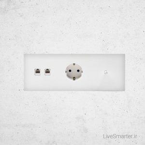 iLUXUS ATHENE Switch & Sockets