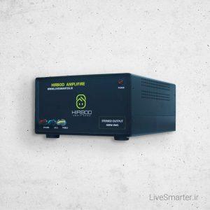 آمپلی فایر 400 وات سیستم صوتی هوشمند