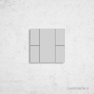 کلید هوشمند چهار پل اینترا
