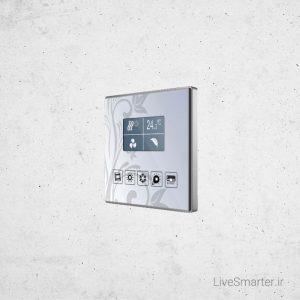 کلید ترموستاتیک هوشمند زنیو TMD display